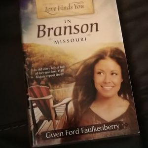 Love Finds You in Branson Missouri - Hard Cover